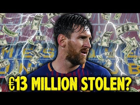 Has Lionel Messi Finally RUINED His Reputation With New Charity Scandal?! | Futbol Mundial