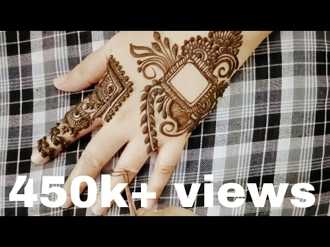 How To Make Henna Mehendi Designs Bridal Mehendi Latest Mehndi