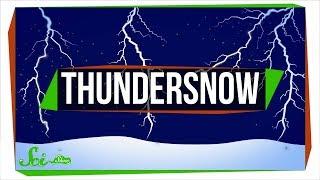 How a Blizzard Creates Thundersnow
