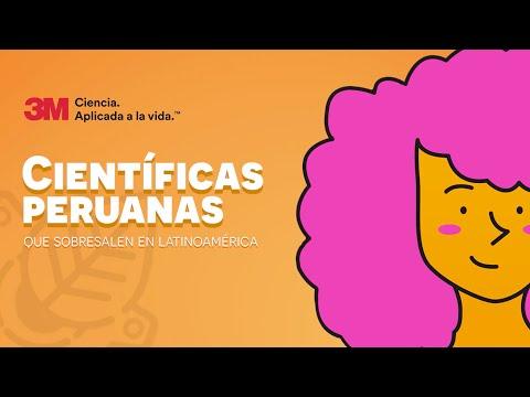 CIENTÍFICAS PERUANAS QUE LIDERAN EN LATINOAMÉRICA