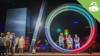 Google I/O 2016 Final Vlog - Finishing Up