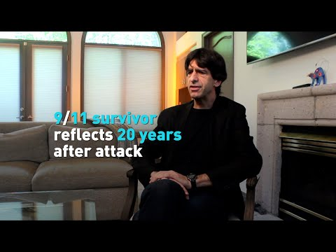 9 11 survivors reflects on 20 years after terror attack