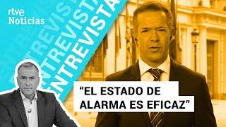 Entrevista a ANDER GIL por Xabier Fortes | Los desayunos de TVE