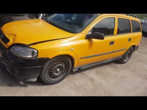 Opel Astra 1999 m dalys