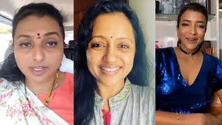 Actress Suma Kanakala , Lakshmi Manchu, Roja Selvamani Emotional Words About Teachers | IG Telugu - IGTELUGU