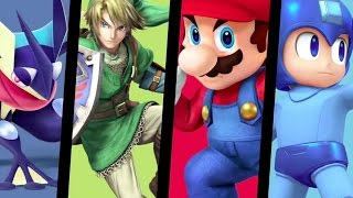 Super Smash Bros 3DS - Introduction Trailer