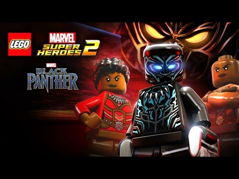 connectYoutube - LEGO Marvel Super Heroes 2: Black Panther DLC - Okoye And Nakia Confirmed!