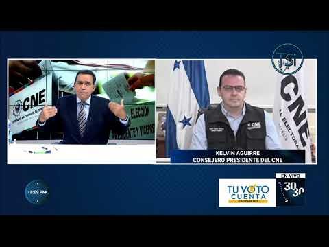 CNE garantiza entrega de resultados electorales preliminares el 28 de noviembre