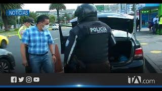 300 policías participarán en los operativos móviles en Quito