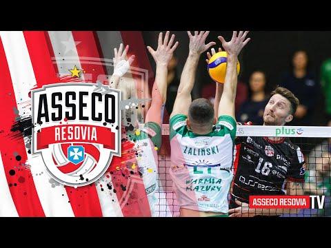 Zwycięstwo w Olsztynie. Kulisy meczu Indykpol AZS - Asseco Resovia Rzeszów