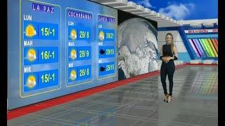 El Clima de Bolivisión: Pronóstico del 03 de mayo del 2021