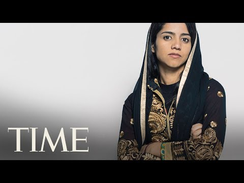 Sonita Alizadeh: An Afghan Rapper On Forced Marriages   Next Generation Leaders   TIME