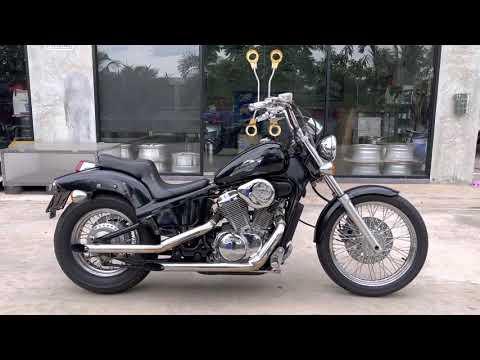 CTW-Riders-:-Honda-Steed-400-ส