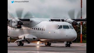Por sospecha de coronavirus, avión fue aislado en el aeropuerto de Medellín