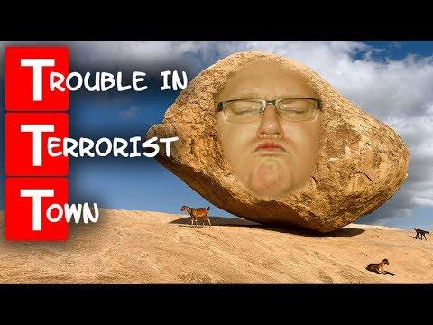 connectYoutube - Spiel mit dem Fels 🎮 TTT - Trouble in Terrorist Town #562