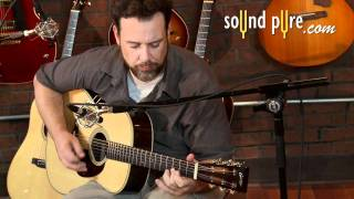 Collings OOO 2H Acoustic Guitar SN 18289 Review