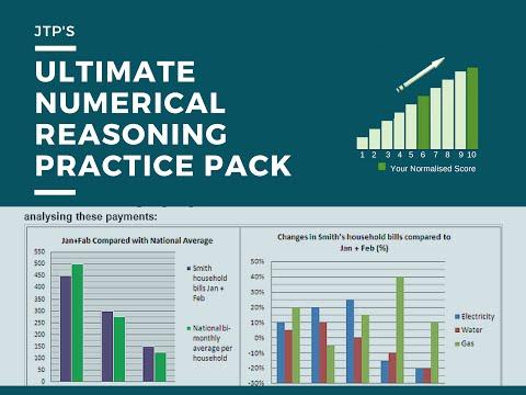 connectYoutube - JobTestPrep's Ultimate Numerical Reasoning Practice Pack