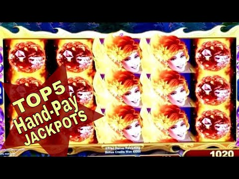 connectYoutube - Top 5 ✦★ HANDPAY JACKPOTS ★✦ Of 2017 By NG Slot ! Slot Machine ★JACKPOT WINS★ GREAT VIDEO/ #PART 3