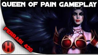 Ferrari_430 Queen of Pain Gameplay Dota 2