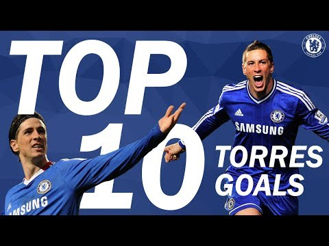 HAPPY BIRTHDAY! FERNANDO TORRES' TOP 10