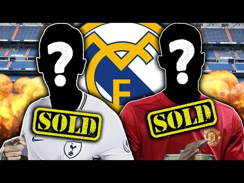 Real Madrid To Spend £300M For Two Premier League Superstars! | Transfer Talk