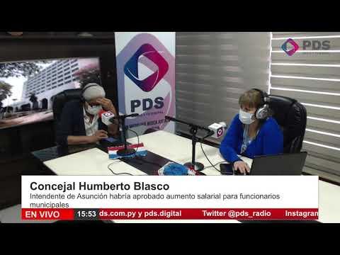 Entrevista- Concejal Humberto Blasco