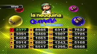 SORTEO DE QUINIELA EL PRIMERO Nº 23421 / 01-06-20 - LOTERIA LA NEUQUINA