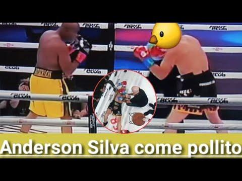 Resumen de la pelea Anderson Silva vs. Tito Ortiz