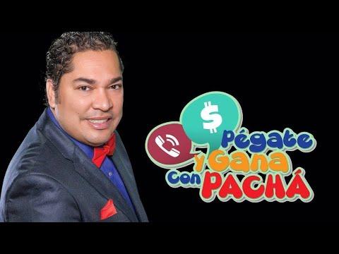 En Vivo 12:00 PM : Pégate y Gana Con El Pachá 24/07/2021