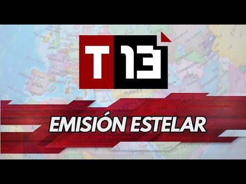 T13 Noticias: Programa del 22 de Febrero de 2021
