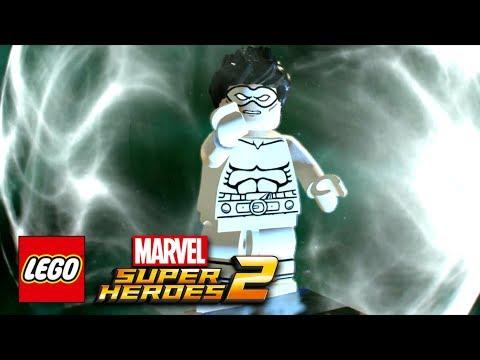 LEGO Marvel Super Heroes 2 - How To Make White Lantern (Kyle Rayner)