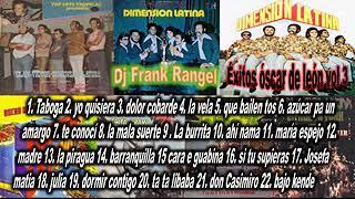 exitos de oscar de leon vol   3 dj frank rangel