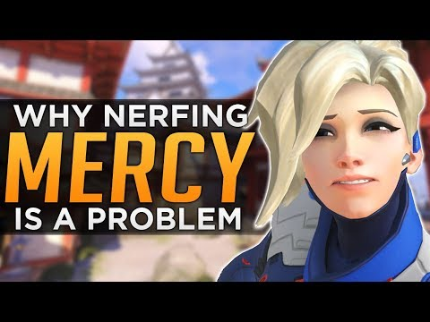 connectYoutube - Overwatch: The Mercy NERF Problem
