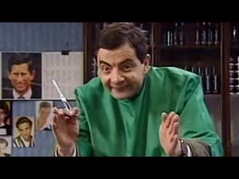 Hair by Mr. Bean of London   Episode 14   Mr. Bean Official