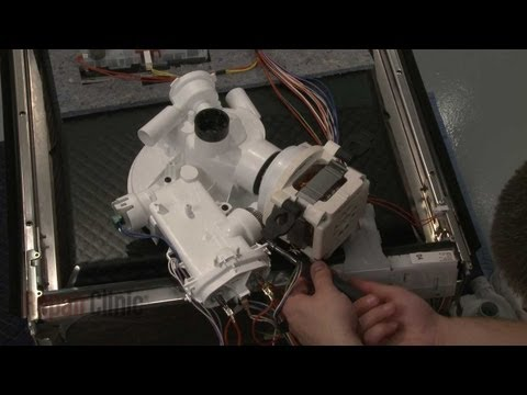 Circulation Pump: Bosch Dishwasher Circulation Pump Noise