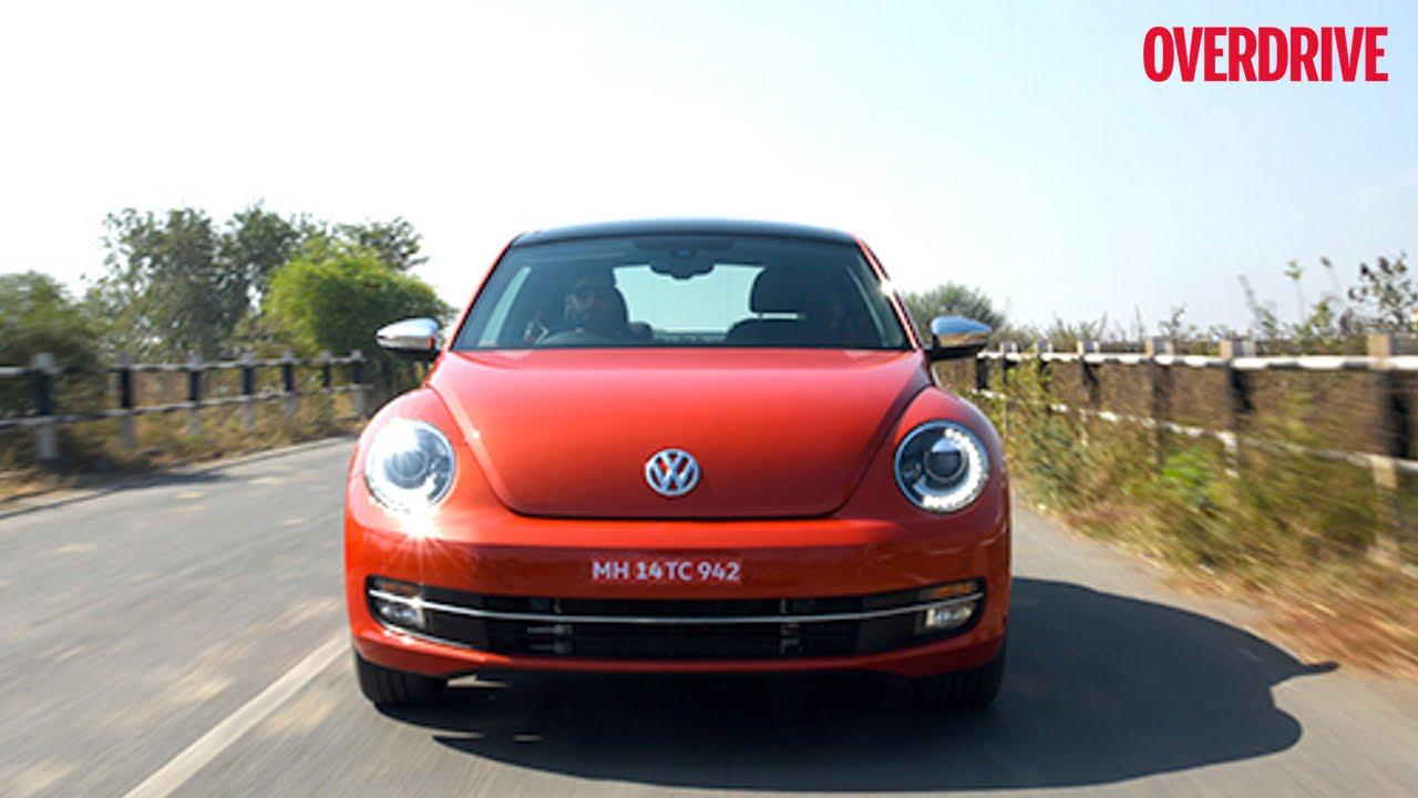 2016 Volkswagen Beetle - Road Test Review (India)