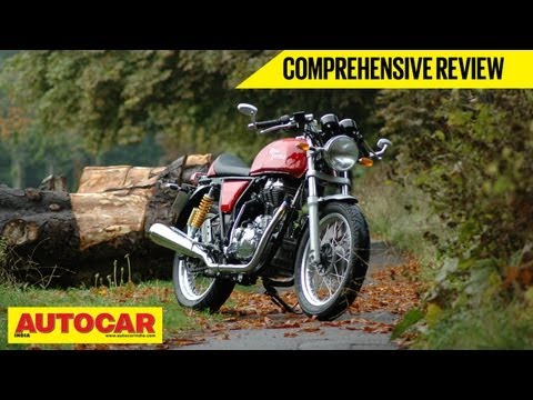 2013 Royal Enfield Continental GT   Comprehensive Review   Autocar India