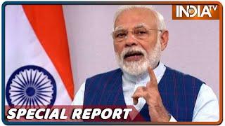 Special Report: लद्दाख से पीएम ने युद्धनीति का ऐलान कर दिया - INDIATV