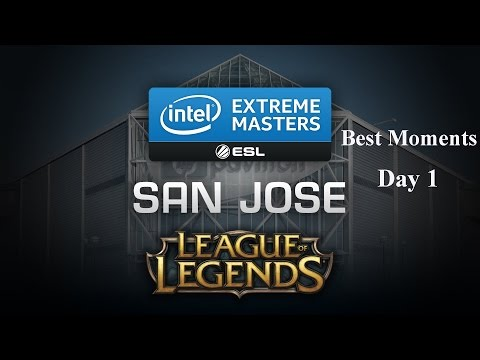Video: IEM San Jose 2015 Day 1 Best Moments  -