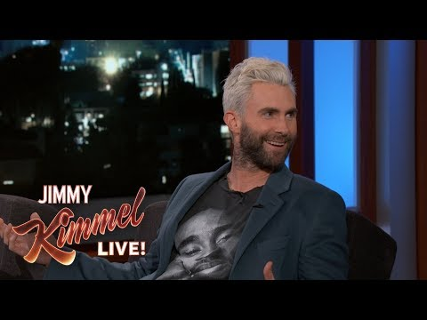 connectYoutube - Adam Levine Almost S**t Himself While His Wife Was in Labor