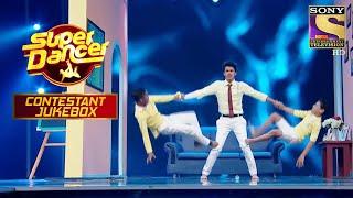 Ritik ने दिया Fabulous Performance | Super Dancer | Contestant Jukebox - SETINDIA