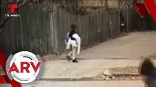 Rescatan a niña de 11 años que había sido secuestrada en Massachussets   Al Rojo Vivo   Telemundo