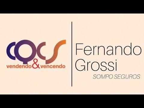 Imagem post: Vendendo e Vencendo – Fernando Grossi – Sompo Seguros