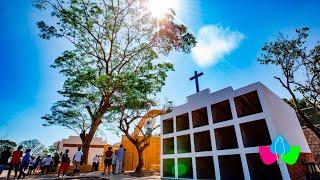 """Alcaldía de Managua inaugura cementerio municipal """"Caminos del Cielo"""" en el Distrito II de Managua"""