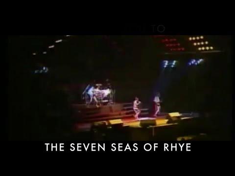 connectYoutube - Queen - Seven Seas Of Rhye (Official Lyric Video)
