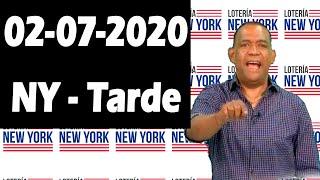 Resultados y Comentarios Nueva York Tarde (Loteria Americana) 02-07-2020 (CON JOSEPH TAVAREZ)