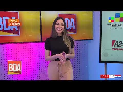 #BDAPy - Botelleras paraguayas baten récord