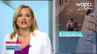 Mexicanos protesta por el brutal asesinato de la pequeña Fátima