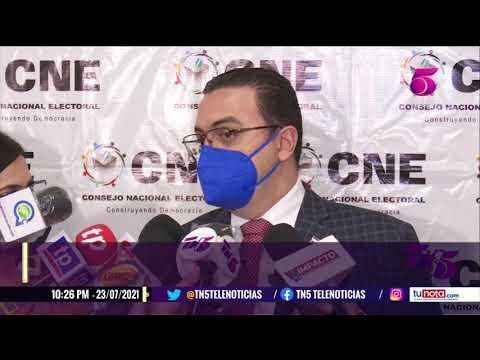 """Concejal del CNE asegura que trabajan """"plan B"""" para transmisión de resultados"""