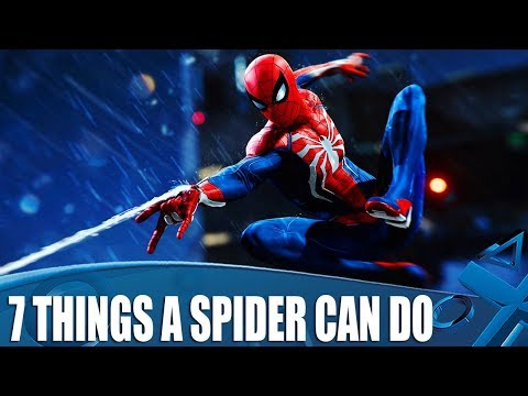 Marvel's Spider-Man - 7 Things A Spider Can Do in Open World New York